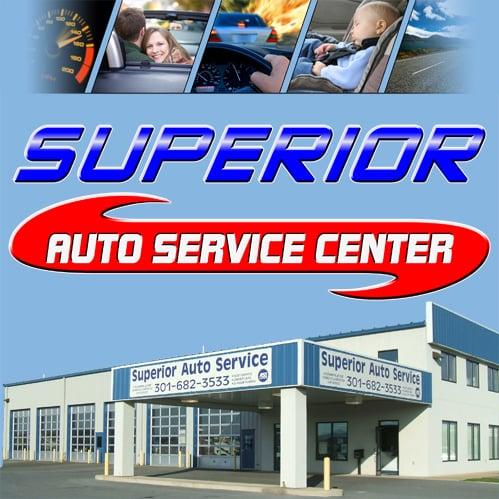 Superior Auto Service Center: 4624 Wedgewood Blvd, Frederick, MD