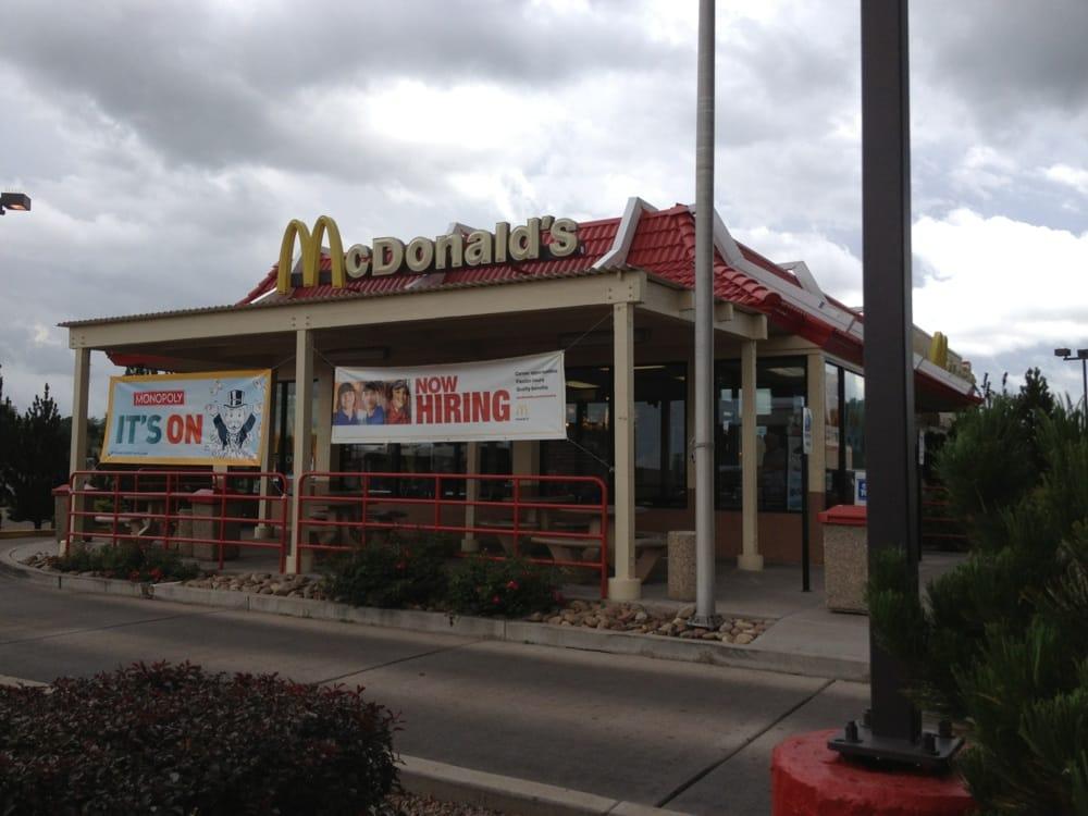 McDonald's: 180 E Main St, Springerville, AZ