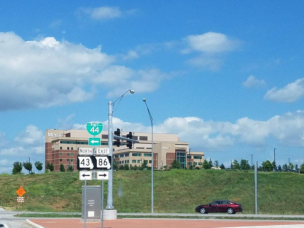 Mercy Hospital: 100 Mercy Way, Joplin, MO
