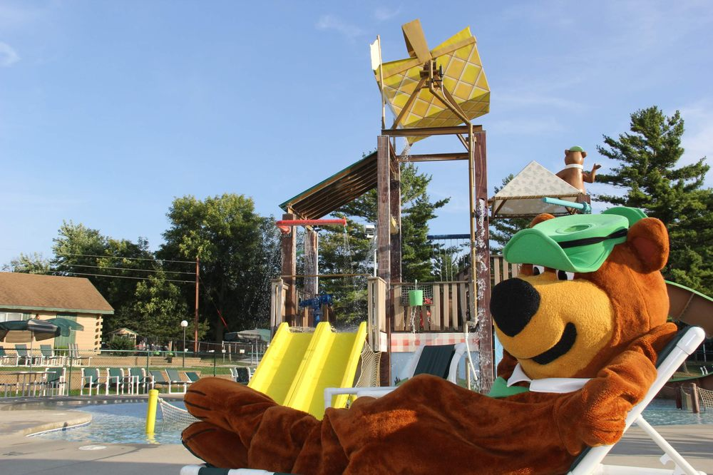 Yogi Bear's Jellystone Park: 8425 Hwy 28, Caledonia, WI