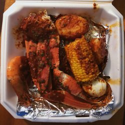 Crustaceans Boil House 24 Photos Seafood 1610 E I 10 Frontage