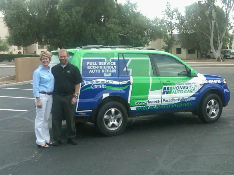 Car Repair Places Near Me >> Honest-1 Auto Care - Auto Repair - Paradise Valley Mall - Phoenix, AZ - Yelp
