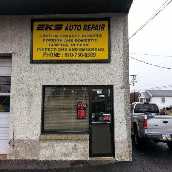 EKS Auto Repair: 1519 Elizabeth Ave, Reading, PA