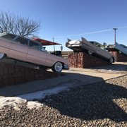 Cadillac Ranch RV Park - 2601 Hope Rd, Amarillo, TX - 2019