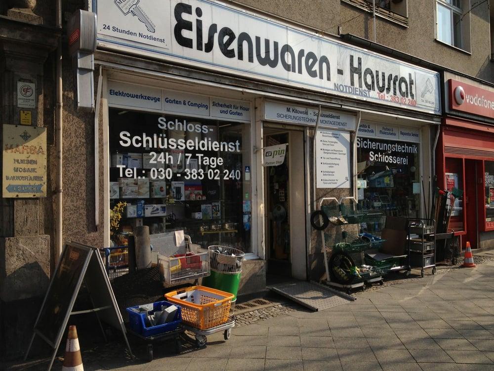 eisenwaren hausrat schl sseldienst schl sseldienst nonnendammallee 93 b spandau berlin. Black Bedroom Furniture Sets. Home Design Ideas