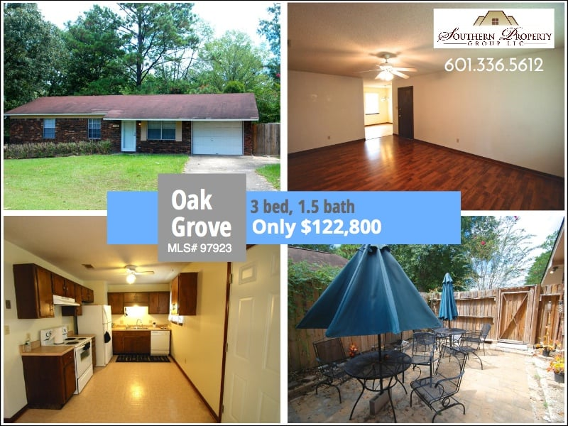 Southern Property Group, LLC: 5267 Old Hwy 11, Hattiesburg, MS