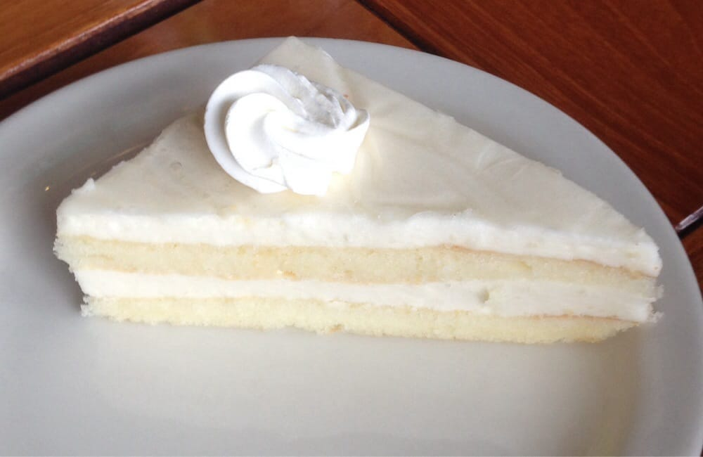 Lychee chiffon cake it really tastes like lychee yelp for Uncle s fish market and grill