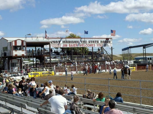 Fort Madison Tri State Rodeo 2103 303rd Ave Fort Madison