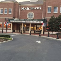 Movie tavern at williamsburg va
