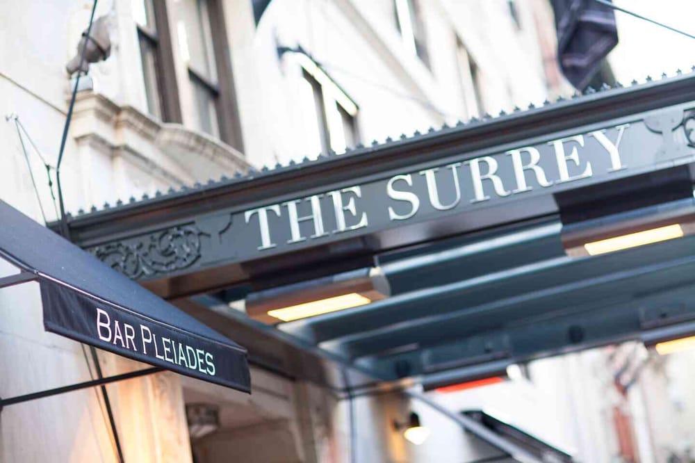Surrey Hotels Corporation