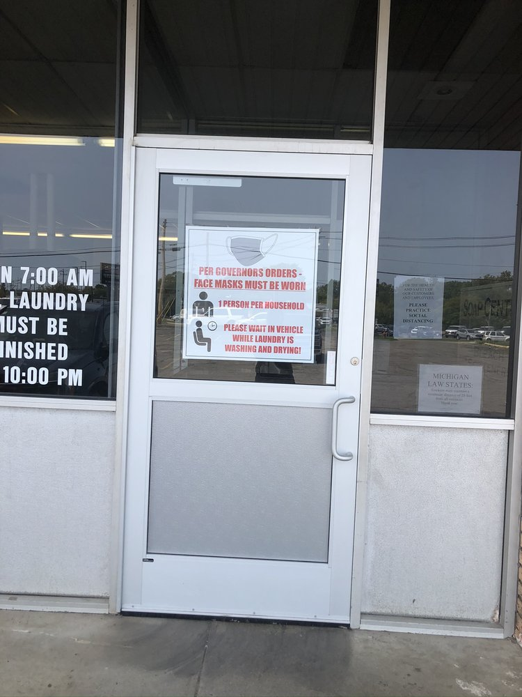 Sud-Z Dry Cleaners: 164 W Carleton Rd, Hillsdale, MI