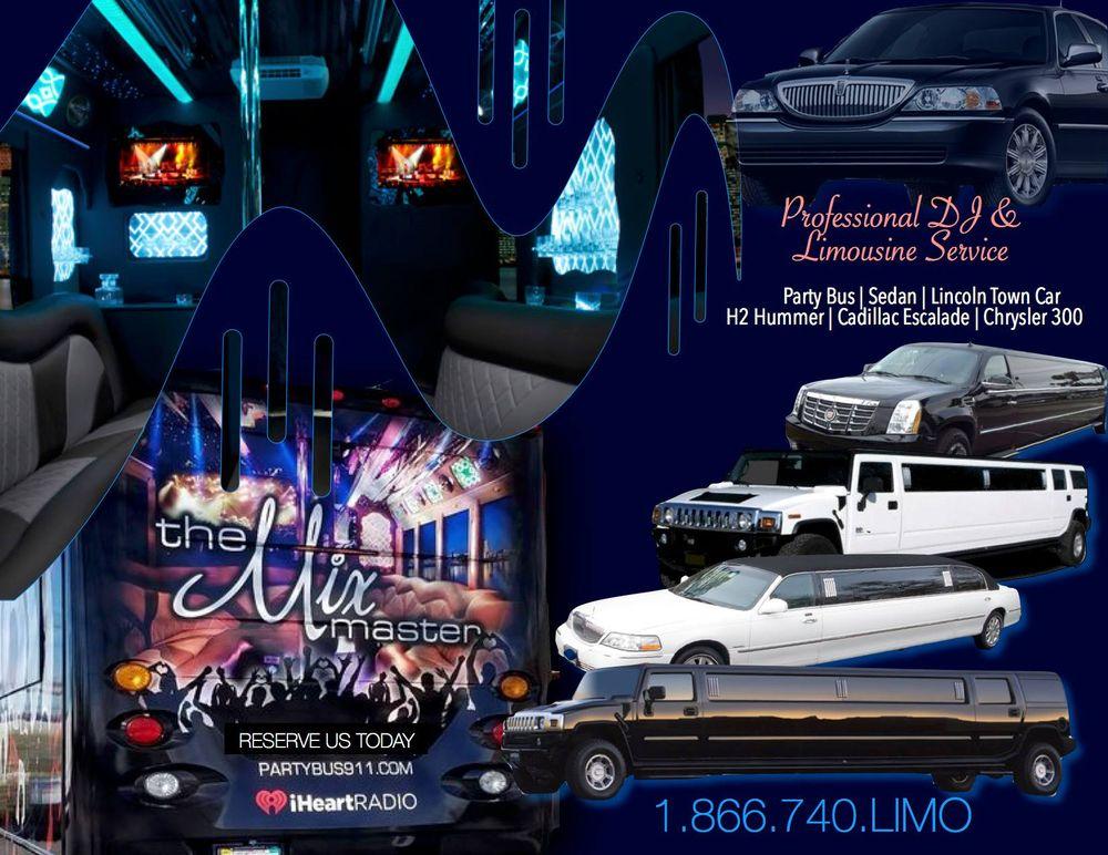 The Mix Master Pro DJ and Limousines: 4555 Auburn Blvd, Sacramento, CA