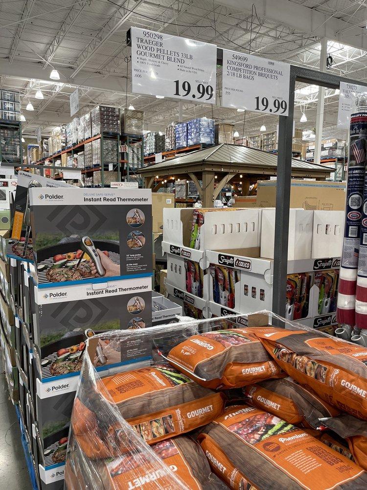 Costco Wholesale: 1099 E Hospitality Ln, San Bernardino, CA