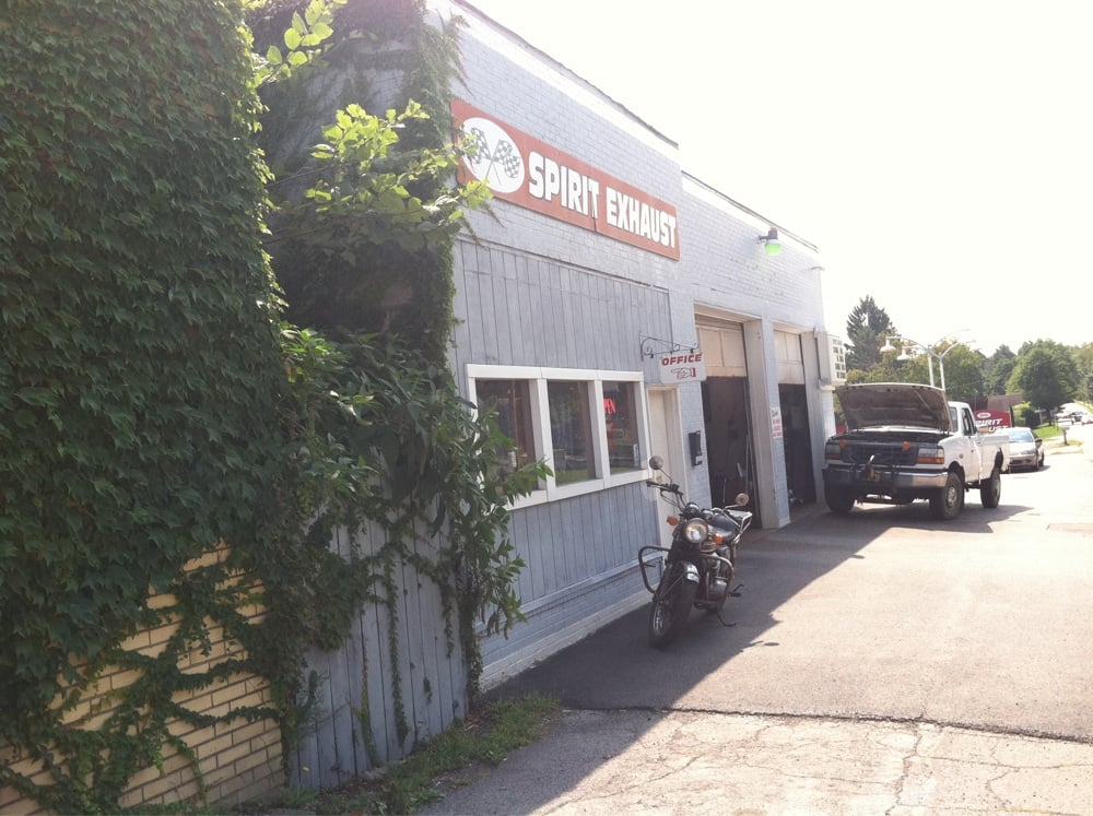 Spirit Exhaust Shop: 2808 Saint Clair Ave, East Liverpool, OH
