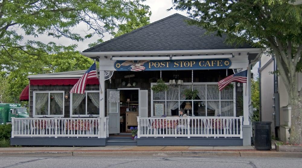 Post Stop Cafe Westhampton Ny