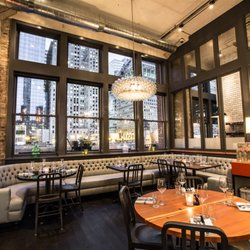 photo of the kitchen chicago il united states every table has an - Kitchen Chicago