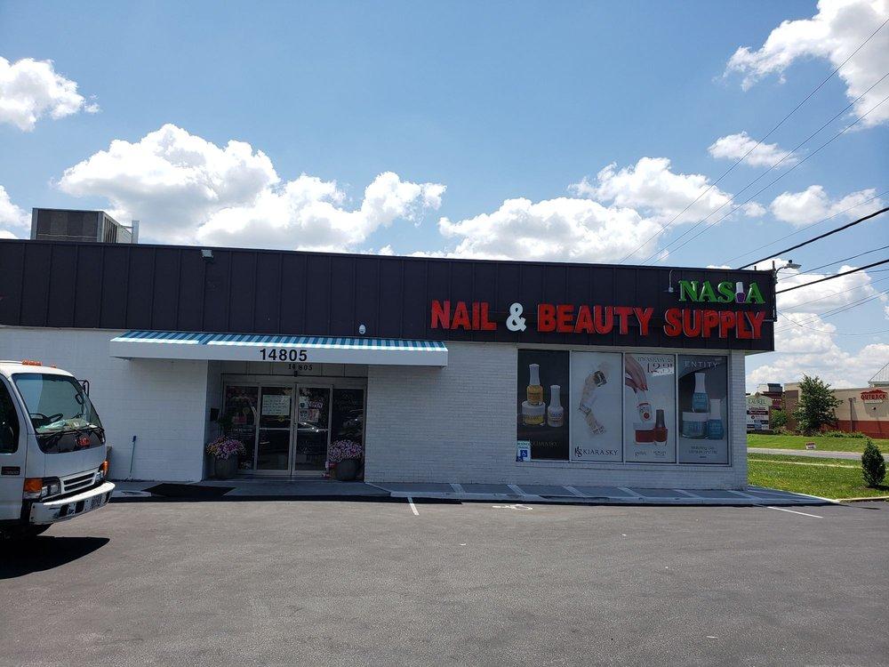 Nasia Nail Supply: 14805 Baltimore Ave, Laurel, MD