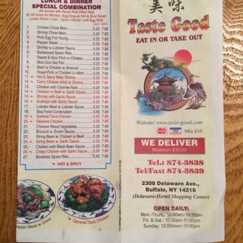 Taste Good Chinese Restaurant - 26 Photos & 61 Reviews - Chinese ...