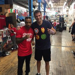 Church Street Boxing Gym - 91 Reviews - Boot Camps - 25 Park Pl