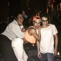 White on black gay boys