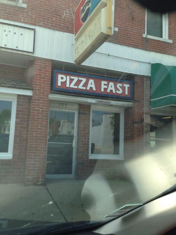 Pizza Fast: 307 S Whittle Ave, Olney, IL