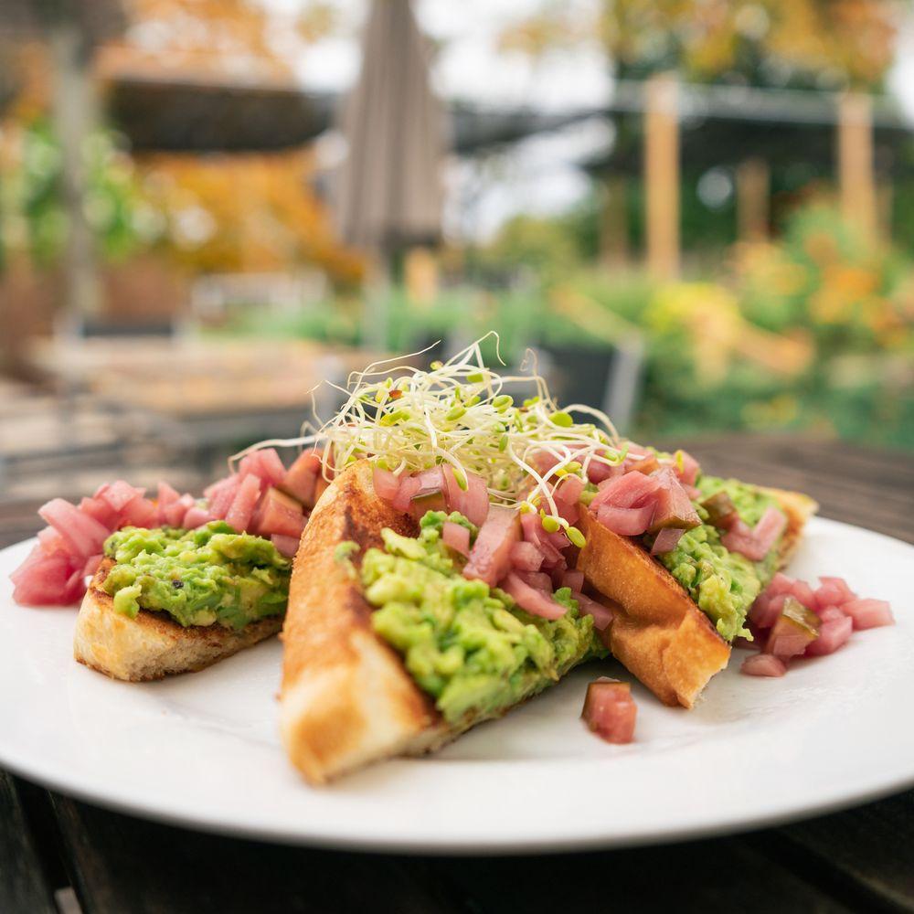 Food from Sage Garden Café