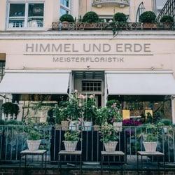 himmel und erde florists hofweg 8 uhlenhorst hamburg. Black Bedroom Furniture Sets. Home Design Ideas