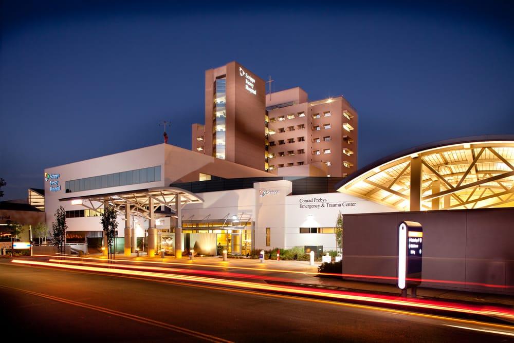 Scripps Mercy Hospital San Diego - 98 Photos & 267 Reviews ...