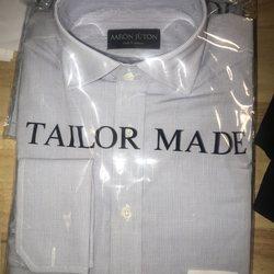 Aaron j ton 60 billeder herret j 811 w 7th st for Custom dress shirts los angeles
