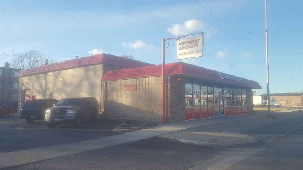 Schulz Motor Parts: 760 S Halsted St, Chicago Heights, IL