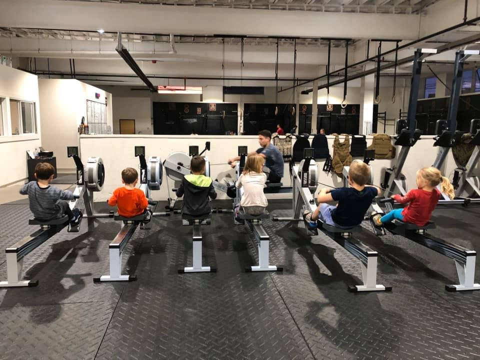 CrossFit New Hampshire