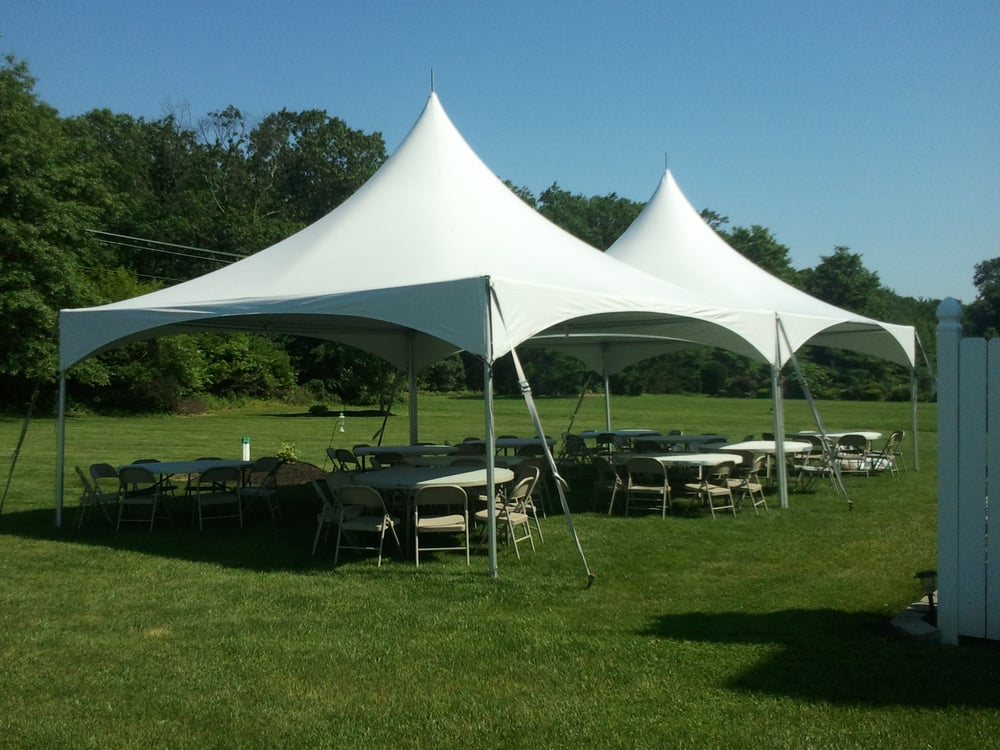 tents for rent party supply party equipment rentals vineland
