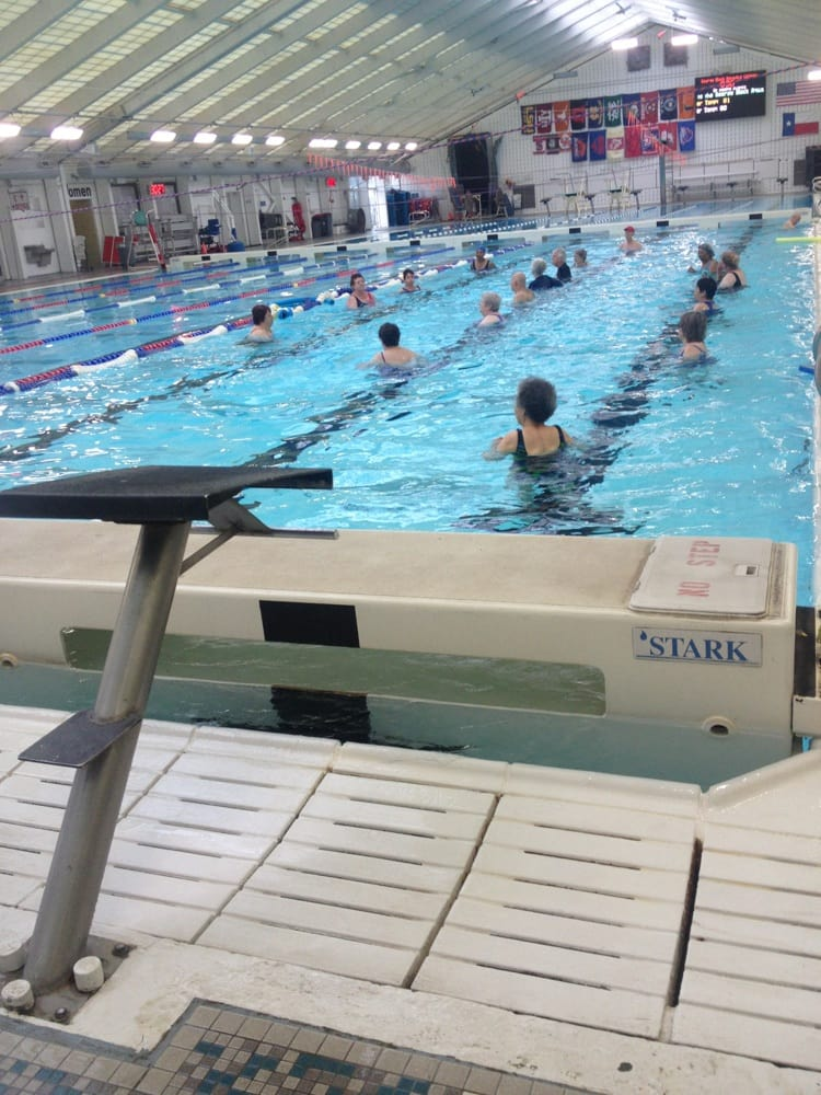 We Even Offer Morning Water Aerobics For All Ages From The Young To The Young At Heart Yelp
