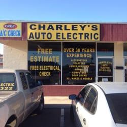 photo of charley's auto electric - phoenix, az, united states