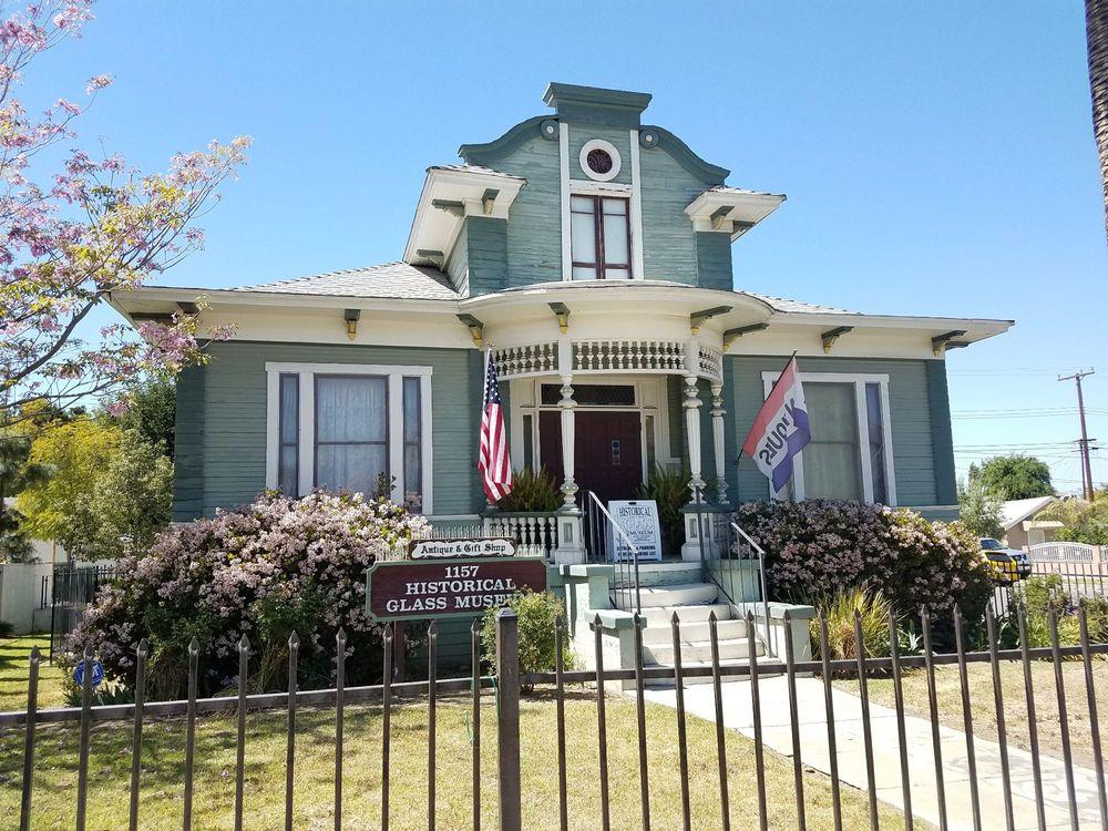 Historical Glass Museum: 1157 Orange St, Redlands, CA