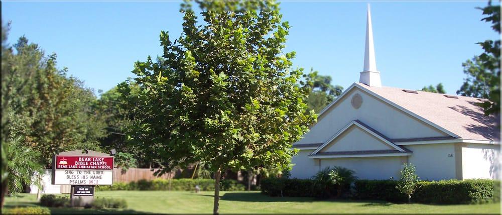 Bear Lake Bible Chapel: 1251 Bear Lake Rd, Apopka, FL
