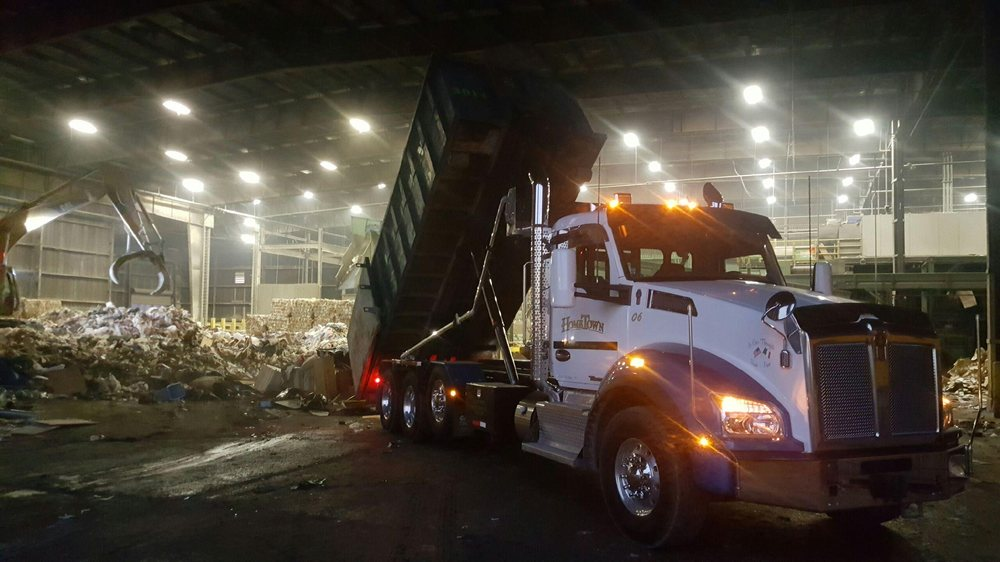 Hometown Waste & Recycling Services: 425 Old Water Works Rd, Old Bridge, NJ