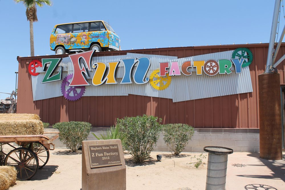 Z Fun Factory: 4446 E County 10 St, Yuma, AZ