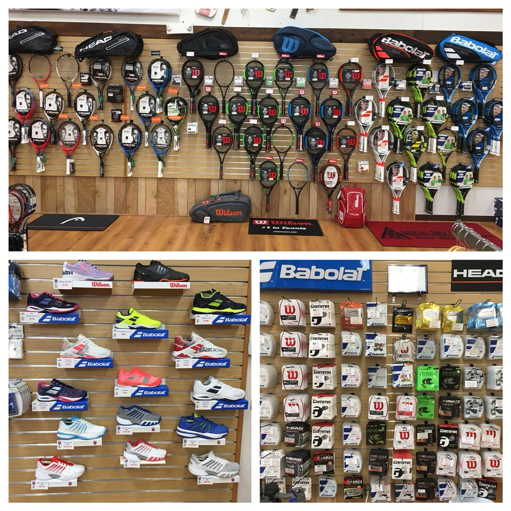 Alpine Ski Shop