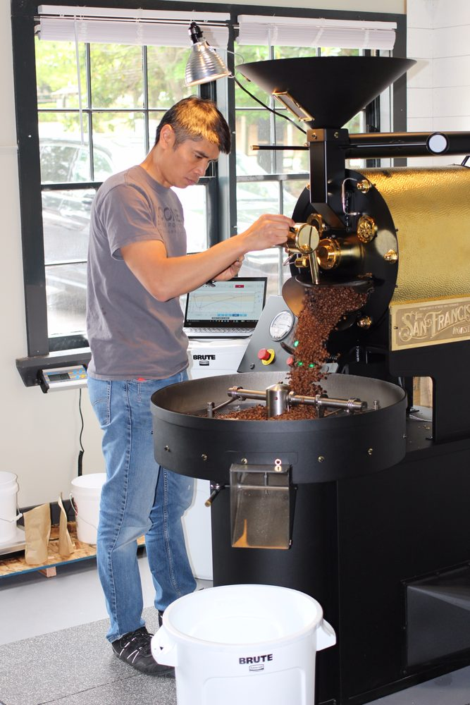 Oconee Coffee Roasters: 142 Academy St, Madison, GA