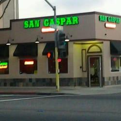 Restaurant San Gaspar logo