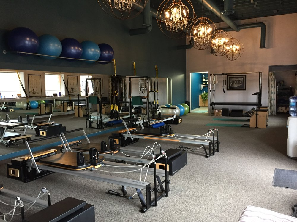 Bridger Pilates: 810 N Wallace Ave, Bozeman, MT