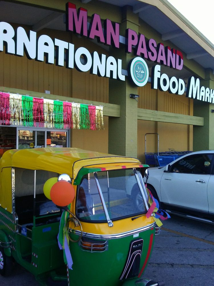 Man Pasand International Food Market