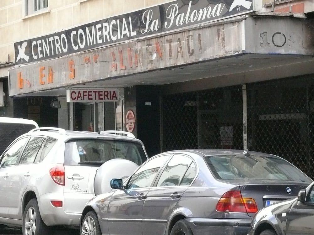 Mercado de la Paloma
