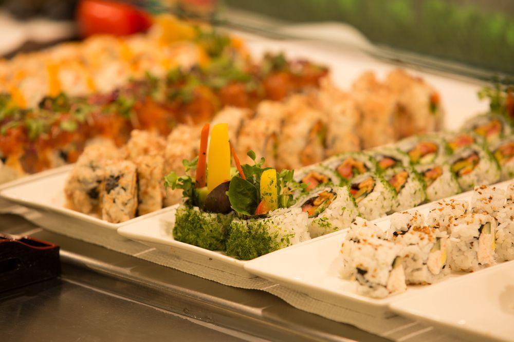 Makino Sushi Seafood Buffet Restaurant