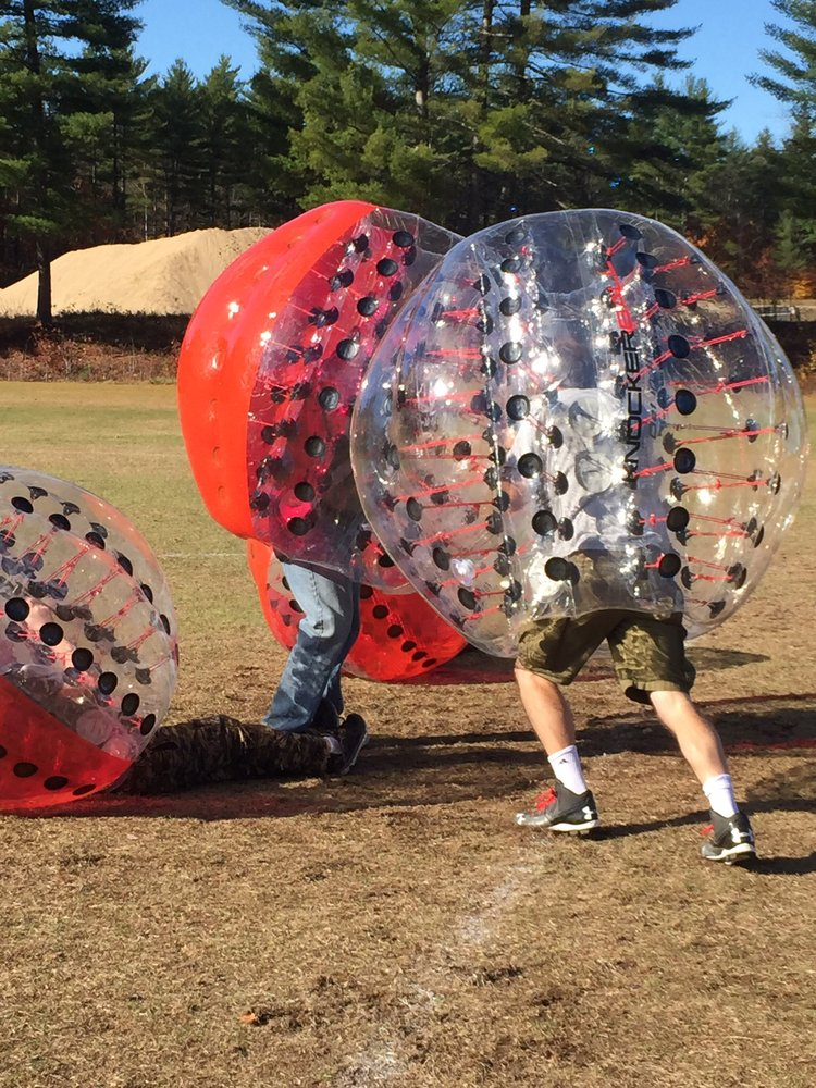 Knockerball North Conway & Archery Games: 50 White Mountain Hwy, Conway, NH