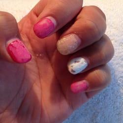 Hi tek nails nail salons 1570 s burlington blvd - Burlington nail salons ...