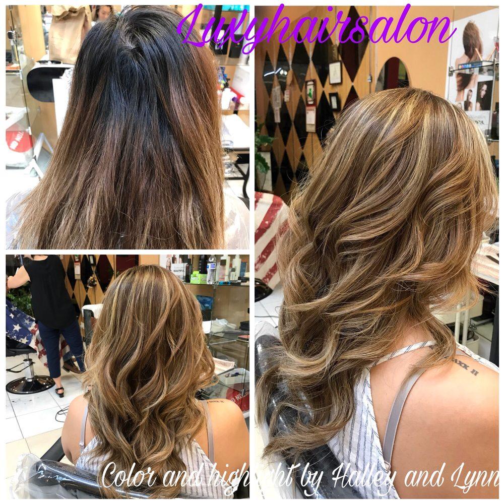 Luxy Hair Salon 449 Photos 59 Reviews Hair Salons 9035