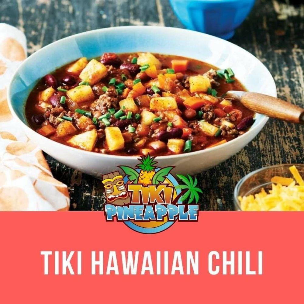 Tiki Pineapple - Traverse City