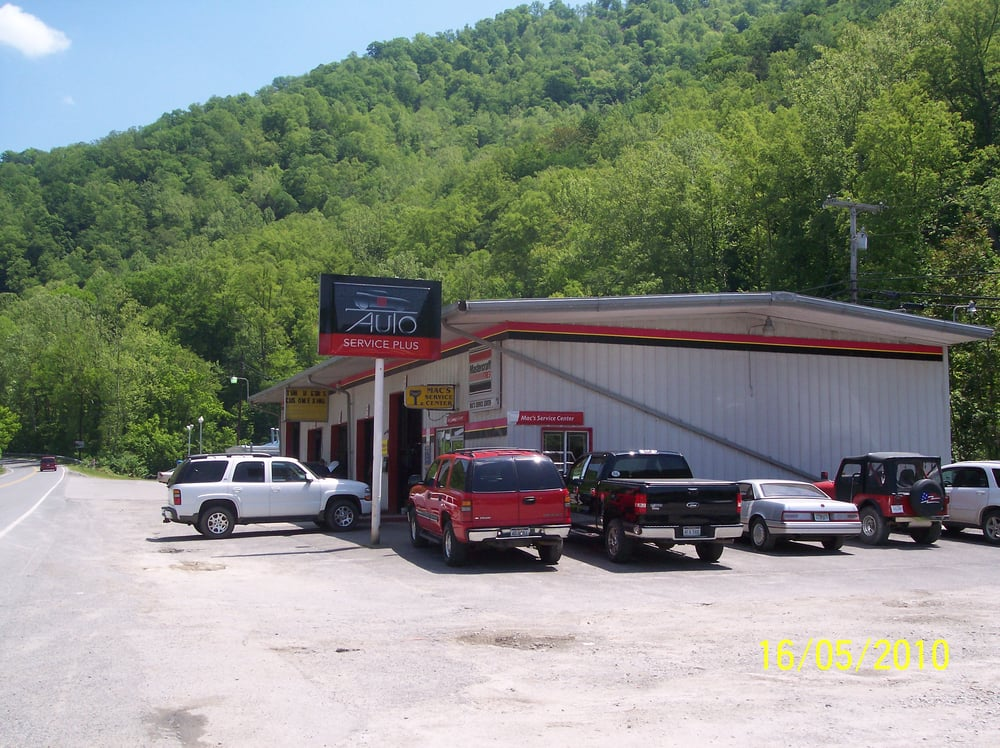 Mac's Service Center: RR 10, Mallory, WV